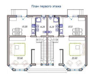 """дом в КП """"Олимпия"""""""