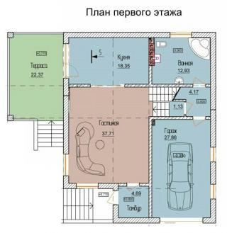 "дом в КП ""Виктория Престиж"""