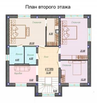 """дом в КП """"Элитный"""""""